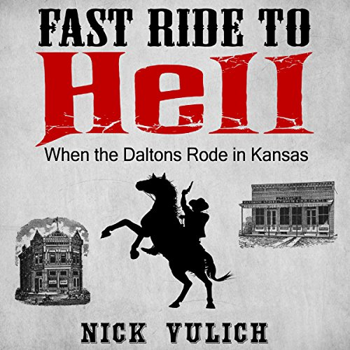Fast Ride to Hell audiobook cover art
