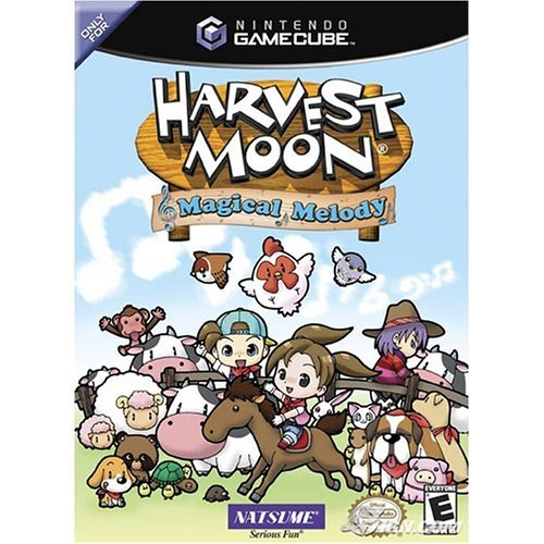 Harvest Moon Magical Melody - Gamecube (Renewed)