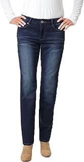 Buffalo David Bitton Ladies' Boyfriend Style Knit Jean-Indigo