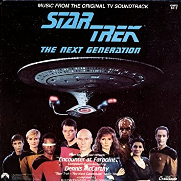Star Trek: The Next Generation - Encounter at Farpoint
