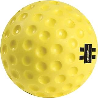 Gray Nicolls Cricket Sports Bowling Machine Specialist Training Ball Yellow