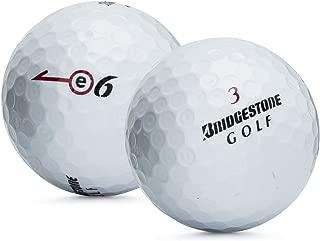 Bridgestone 60 Mint E6 AAAAA Used Golf Balls