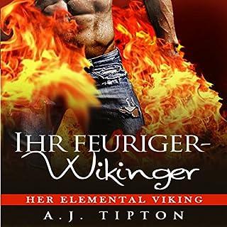Ihr feuriger Wikinger: Eine übersinnliche Romanze Titelbild