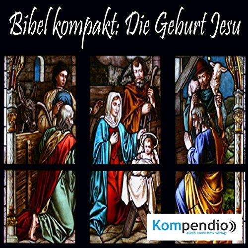 Die Geburt Jesu audiobook cover art