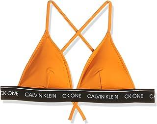 ملابس داخلية حمالة صدر بتصميم مثلث للنساء من كالفن كلاين