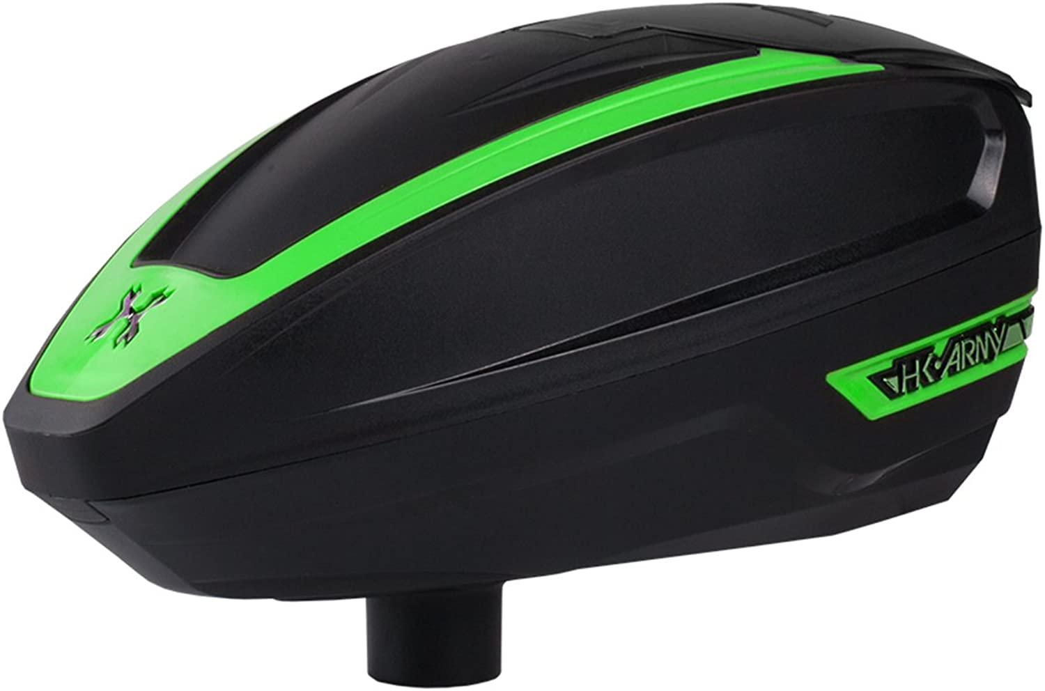 HK Army TFX Electronic Loader  Black   Neon Green