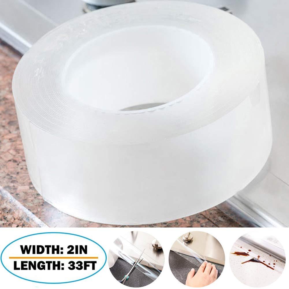TYLife Washable Adhesive Waterproof Bathroom