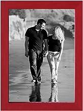 Porta Retrato Para Foto no Tamanho 10X15cm Kapos Vermelho