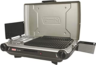 coleman red stove