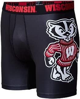 wisconsin badger boxers