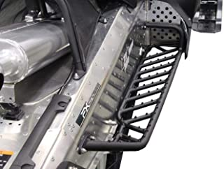 Skinz Protective Gear Airframe Running Board - Black PAFRB200-FBK