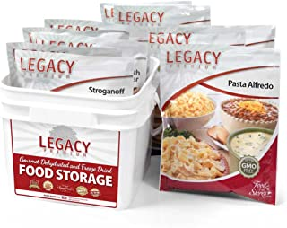 legacy premium emergency food storage