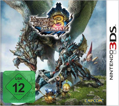 Monster Hunter 3 Ultimate [Importación Alemana]