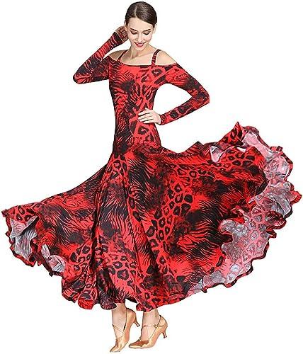 YTS Vêtements de Danse pour Adultes