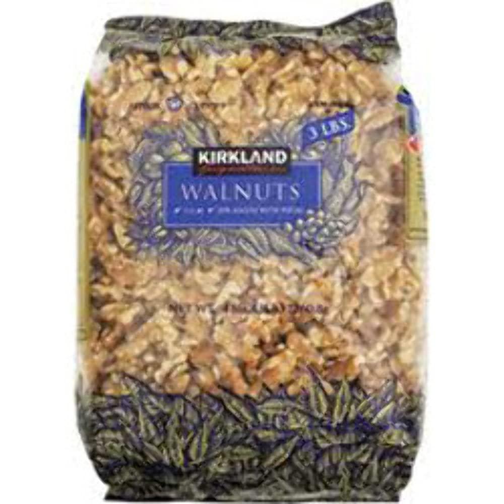 Kirkland Signature Nuts Pounds 3 Denver Mall Boston Mall Walnuts