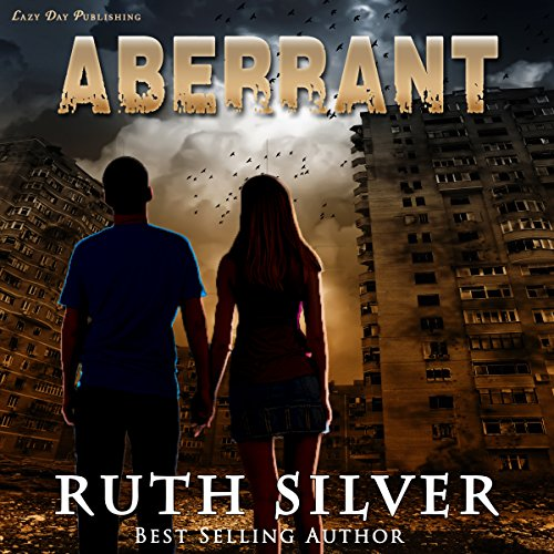 Aberrant audiobook cover art