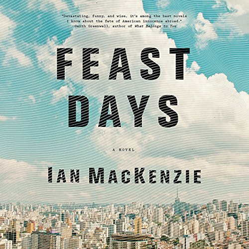 Feast Days audiobook cover art