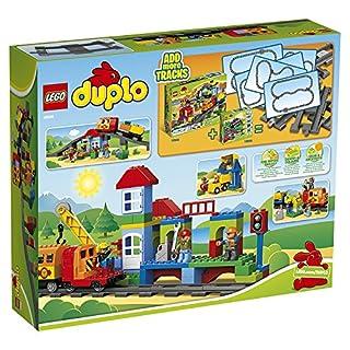 LEGO Duplo 10508 - Eisenbahn Super Set (B00B06IQ0E) | Amazon price tracker / tracking, Amazon price history charts, Amazon price watches, Amazon price drop alerts