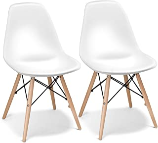 modern chairs set of 2