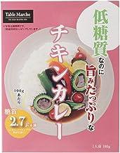 低糖質なのに旨みたっぷりなチキンカレー×2個 【健康カレー】