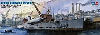 Hobby Boss French Submarine Surcouf Boat Model Building Kit
