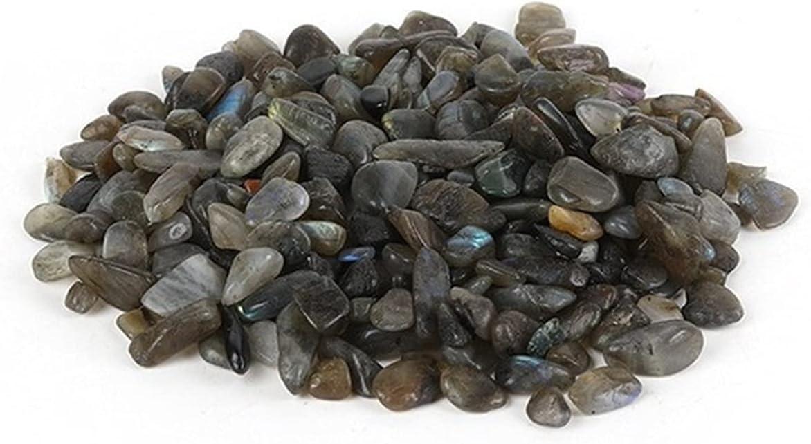 Max 70% OFF MAXIAOTONG 50g 100g Natural Crystal Specimen Gravel Popular overseas Labradorite