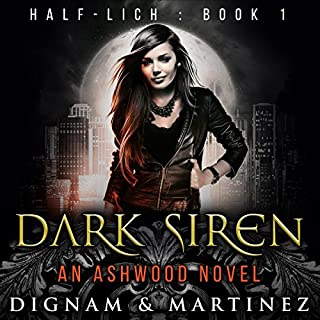 Dark Siren cover art