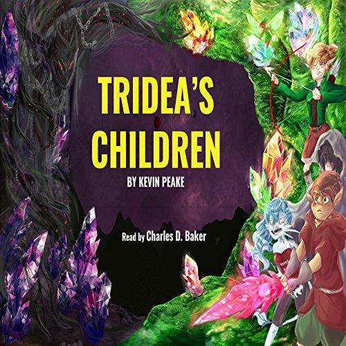 Tridea's Children audiobook cover art