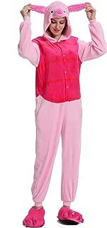 Adult Costume Sleepwear Christams Animal Fleece Pajamas Unisex