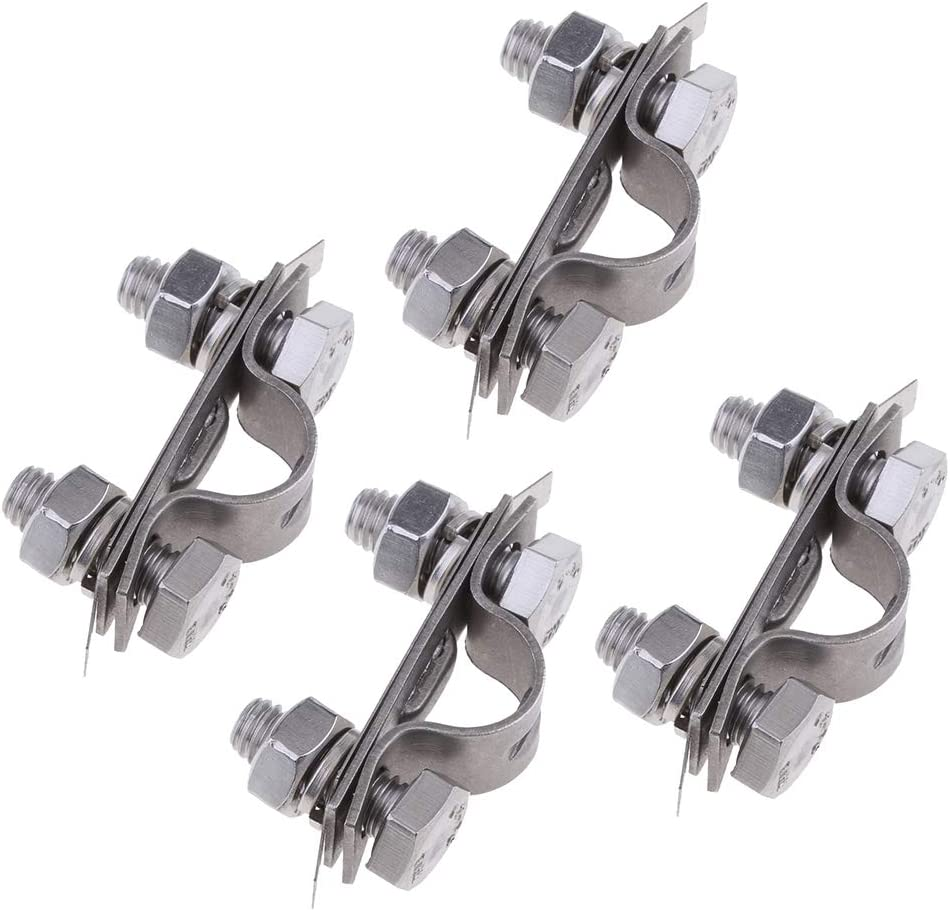 MagiDeal 4Pcs 304 Stainless Steel Control Cable Shape Throttle U low-pricing New Shipping Free