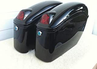 New a Pair of clear front turn signals for Honda Helix CN250 Fusion Piagizo