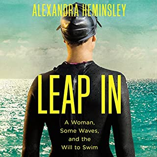 Leap In audiobook cover art