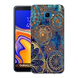 CaseExpert Samsung Galaxy J4 Core Case, Pattern Soft Slim