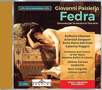 Paisiello: Fedra (Live)