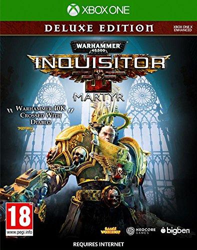 Warhammer 40,000 : Inquisitor Martyr - Deluxe Edition [Importación francesa]