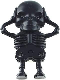 Novelty and Creative Skeleton skull USB Flash Drive pen drive 32gb