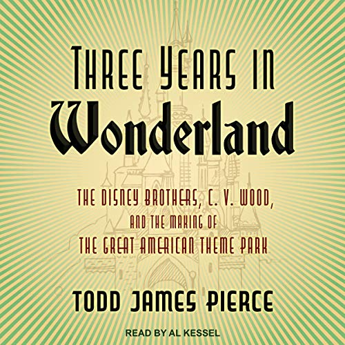 Three Years in Wonderland  By  cover art
