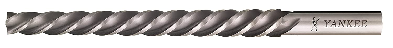Yankee Corporation #14 Left Hand Nippon regular agency Latest item Taper Pin Helical Reamer