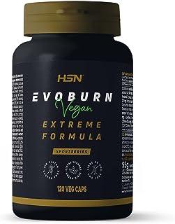 HSN EVOBURN - 120 Caps | Fat Burner | With caffeine | Suitable for vegetarians and vegans