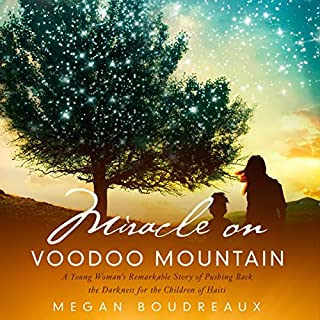 Miracle on Voodoo Mountain audiobook cover art