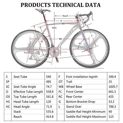 """619qT1p1OZL。 SL500ロイスユニオンメンズグラベルバイク27.5 """"または700cホイール"""