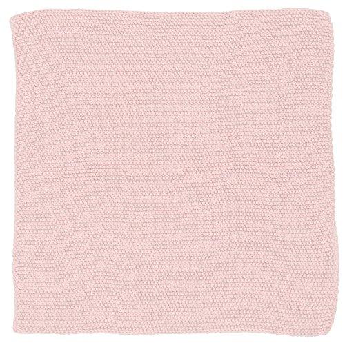 IB Laursen Spüllappen Mynte English Rose gestrickt Küchenhandtuch Handtuch rosa Küchentuch Tuch Universaltuch Allzwecktuch Waschlappen Serviette