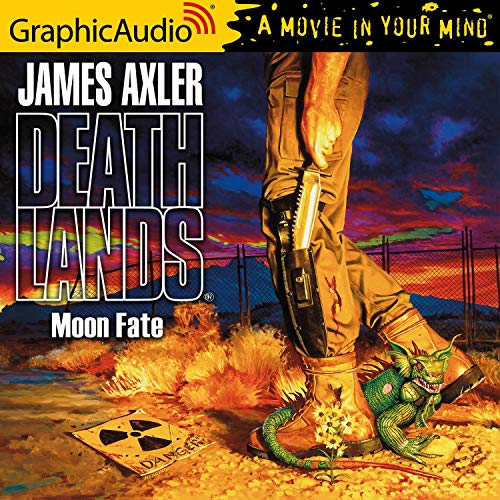 Moon Fate Audiobook By James Axler cover art