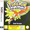 3DS Pokemon Gold Packaged Download Code (Nintendo 3DS)