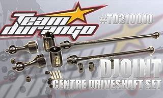 Part & Accessories Team Durango 1/10 DEX410v4 EP 4WD Buggy TD210010 Drive Shaft Center Joint Set