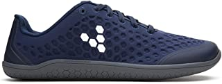 VIVOBAREFOOT Stealth II, Womens Breathable Vegan Workout Shoe with Barefoot Sole