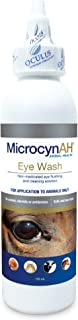 Microcyn Eye Wash for Dogs, Cats, Horses and Other Animals - 120 ml