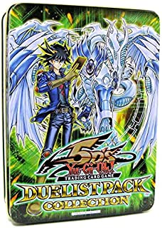 YuGiOh 5D's 2009 Exclusive Duelist Pack Collection Tin (Stardust Dragon Assault Mode, Blackwing, Koa'ki and Iron Core) (Green Tin)