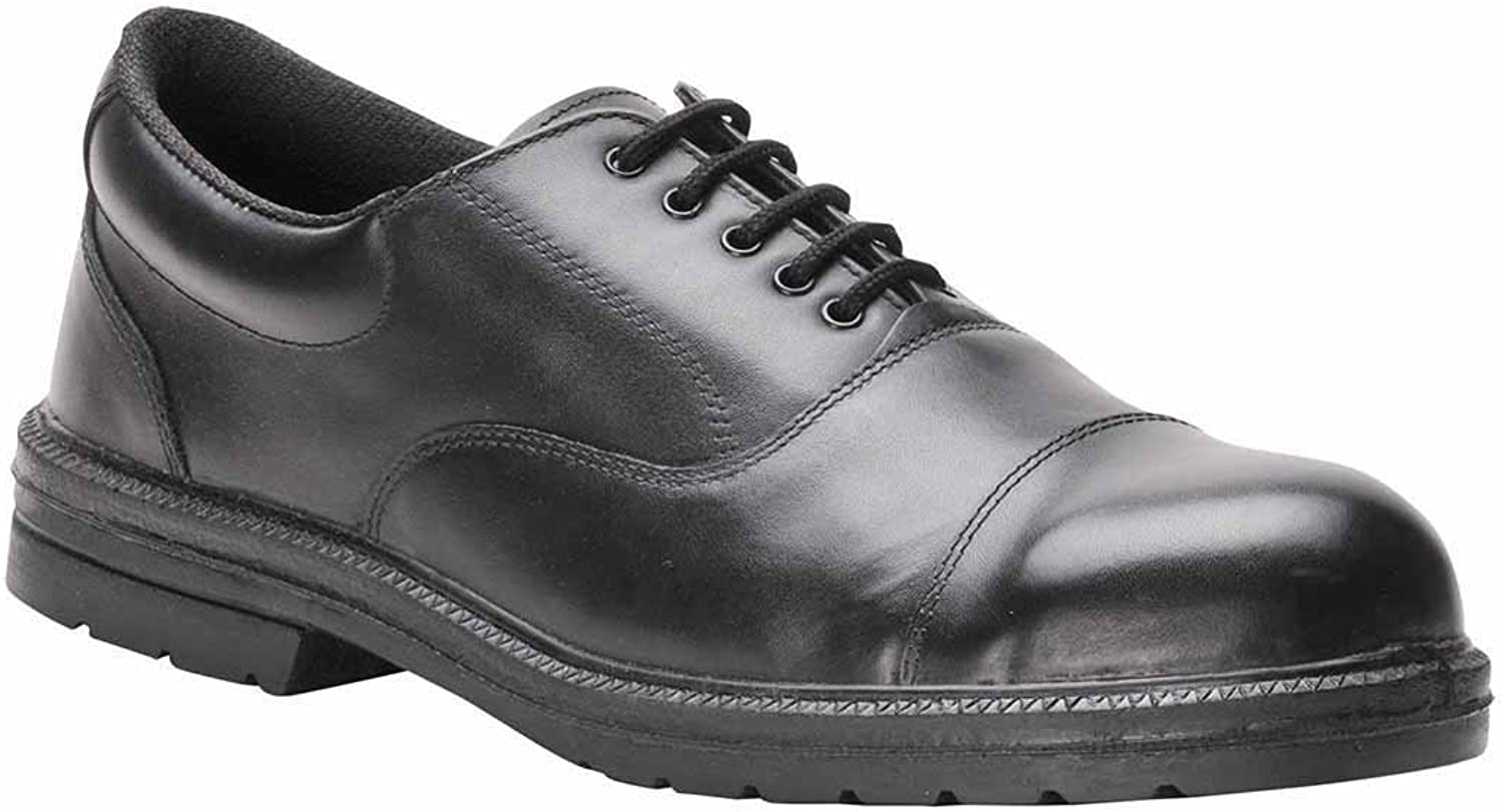 SUw - Steelite Executive Oxford Workwear Safety shoes S1P - Black - UK 10