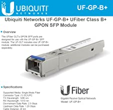 UFiber Class B+ GPON OLT SFP Transceiver Module UF-GP-B+ Single-Mode Fiber